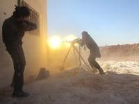 В Алеппо продолжаются бои