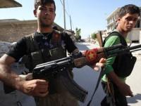 Курдские ополченцы освободили несколько районов Кобани