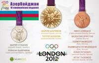 Азербайджан - 10 Олимпийских медалей