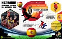 ИСПАНИЯ - Чемпион Европы по футболу 2012
