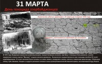 31 Марта - День геноцида азербайджанцев